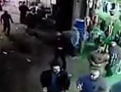 """صحافة المواطن..قارئ يشارك بفيديو لحظة انفجار ثلاجة حفظ """"فاكهة"""" فى البحيرة"""