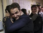 ميتسوتاكيس يؤدى اليمين الدستورية لرئاسة وزراء اليونان