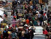 """فيديو.. تحت شعار """"اشترى حتة واسرق حتة"""".. الأسعار بسوق الجمعة تبدأ بـ 50 قرشا"""