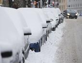 ولاية كولورادو الأمريكية تشهد تساقطا كثيفا للثلوج