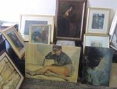 سقوط متهم يقلد لوحات لكبار الفنانين التشكيليين العالميين بالظاهر