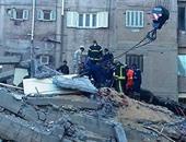 حبس مهندس وسائق حفار لتسببهما فى انهيار عقار الشرقية ووفاة 9 أشخاص