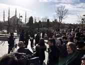 انفجار ضخم يهز وسط اسطنبول بتركيا