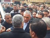 وزير التنمية المحلية: سعداء بجهود رجال الأعمال الوطنيين فى تطوير قرى الصعيد
