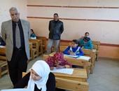 أسرة تلميذ ابتدائى تحاول اقتحام لجنة امتحانات بالشرقية بسبب خلافات عائلية