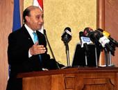 مهاب مميش: الحكومة مهتمة بالبناء التشريعى لمشروع تنمية قناة السويس