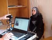 بالصور.. استخراج بطاقات الرقم القومى لـ111 سيدة فى كفر الشيخ مجاناً