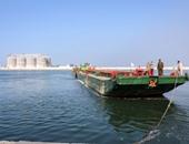 ميناء دمياط يستقبل 9 سفن حاويات وبضائع عامة خلال 24 ساعة