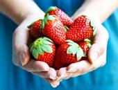 """فوائد مذهلة للفراولة """"ملكة الفواكه"""".. أبرزها حرق الدهون وتحسين الذاكرة"""
