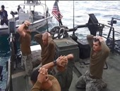 """بهذا الفيديو الحرس الثورى يستفز """"ترامب"""" ويستعرض عضلاته فى الخليج"""