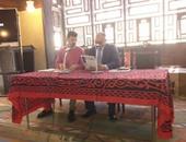 رئيس جامعة الأزهر يلقى كلمة نيابة عن الإمام الأكبر بمؤتمر عن علوم الإسلام