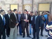 """وزارة الرى تشكر """"الآثار"""" على إهدائها قطعا أثرية لعرضها فى متحف النيل"""