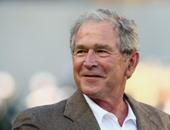 جورج بى بوش: العم جورج ربما يصوت لهيلارى كلينتون