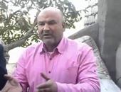 ترحيل البرلمانى السابق علاء حسانين لقسم أبوالنمرس رهن الحجز الاحتياطى