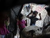 انقطاع الكهرباء يعيد أهل غزة لبناء واستخدام أفران الطين القديمة