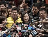 رئيسة تايوان تتعهد بالدفاع عن الديمقراطية