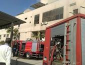 السيطرة على حريق بشقة فى العبور نشب نتيجة ماس كهربائى