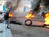 إصابة شاب فلسطينى برصاص الاحتلال الإسرائيلى وسط قطاع غزة