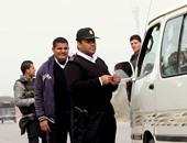"""حملة مرورية مكبرة بميدان """"التحرير"""" لإعادة الانظباط للشارع"""