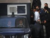 بالصور.. وصول إسلام بحيرى محكمة جنوب القاهرة لحضور الاستشكال على حبسه فى ازدراء الإسلام