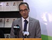 الحاج على يستعد لليوبيل الذهبى لمعرض الكتاب بتغيير مدير المعارض