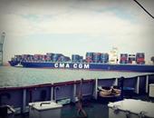 ميناء دمياط يستقبل 11 سفينة حاويات وبضائع خلال 24 ساعة
