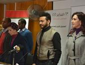 تامر حسنى: أثق بشبابنا ونستطيع جمع أكثر من 110000 متبرع فى 23 فبراير