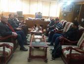 """رئيس مدينة المحلة يوافق على تخصيص مقر لـ""""بيت العائلة"""" بمدينة المحلة"""