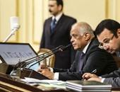 بالصور.. رئيس البرلمان: 176 طلبوا الحديث فى قانون الخدمة المدنية