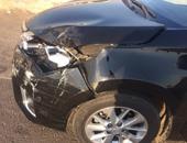 منسق حقوق الرعاية بالنادى الأهلى يتعرض لحادث سيارة قبل مباراة الإسماعيلى