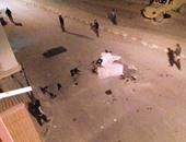 معاينة النيابة لحادث المرازيق الإرهابى: 10 طلقات اخترقت جسد أمين الشرطة