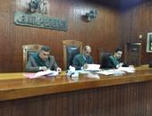 """تأجيل محاكمة 6 متهمين ببناء ورش """"شق الثعبان"""" بدون تراخيص لجلسة 6 أبريل"""