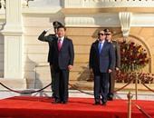سفير الصين بالقاهرة: زيارة الرئيس بينج فتحت صفحة جديدة فى العلاقات مع مصر