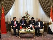 """سامح سيف اليزل: الرئيس الصينى يرحب بتشكيل لجنة صداقة برلمانية """"مصرية-صينية"""""""