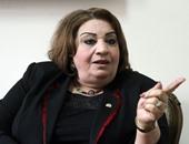 """تغريم """"تهانى الجبالى"""" 5 آلاف جنيه و10 آلاف تعويض لاتهامها بسب وقذف رجل أعمال"""