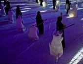 بالفيديو.. رقصات مصرية أفريقية فى افتتاح بطولة اليد باستاد القاهرة
