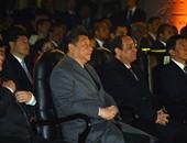 صفحة الرئيس السيسى تنشر صور احتفال العام الثقافى المصرى الصينى بالأقصر
