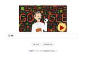 """""""جوجل"""" يحتفل بميلاد مبتكر مقياس شدة حرارة الفلفل الحار"""
