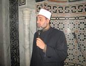 وكيل وزارة الأوقاف بكفر الشيخ يحذر من مخالفة خطبة الجمعة