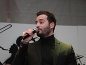 سعد رمضان: مصر بلد الفنون وغنائى بشرم الشيخ لدعم السياحة ونبذ الإرهاب
