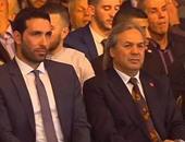 أبو تريكة وماجر على رأس الحضور فى حفل الكرة الذهبية بالجزائر
