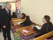 """""""تعليم دمياط"""" يكلف رؤساء لجان الإمتحانات بختم الأسئلة بخاتم المدرسة لمن تسريبها"""