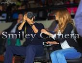 ننشر الصور الكاملة لمشاركة جمال مبارك وزوجته فى بطولة جمباز المقاولون العرب