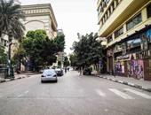 بالصور.. سيولة مرورية بشوارع القاهرة الكبرى وتعزيزات أمنية بالطرق فى ذكرى25 يناير
