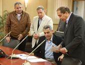 النقل: كل المرفق تعمل بانتظام عدا ميناءى الإسكندرية ودمياط