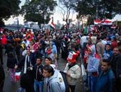 بالفيديو. أهالى المطرية ينظمون مظاهرة لتأييد السيسى والجيش .. والأمن يمشط المنطقة