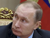 بوتين يؤكد على ضرورة اعادة اطلاق المفاوضات بشأن القضية الفلسطينية
