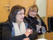 بالصور.. النائبة نادية هنرى تواصل اجتماعاتها مع منظمات المجتمع المدنى