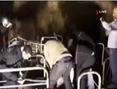 انتشال جثة شاب غرق بترعة المريوطية أمام شقيقه فى الهرم
