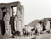 """معرض فنى """"المدن الخربة"""" بأمريكا من بينها مدن فرعونية"""